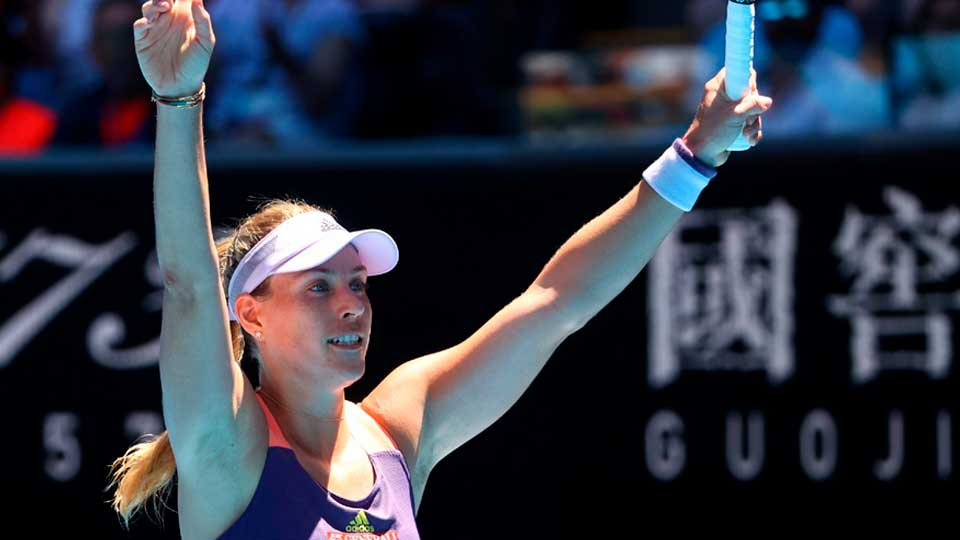 No 9 | Angelique Kerber | Sport: Tennis | Country: Germany | Total Earnings: $5.3 million (Image: Reuters)