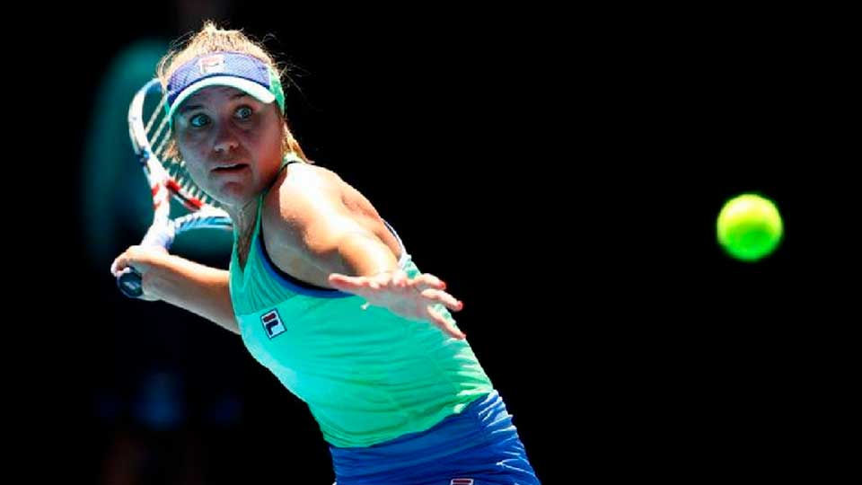 No 8 | Sofia Kenin | Sport: Tennis | Country: United States of America | Total Earnings: $5.8 million (Image: Reuters)
